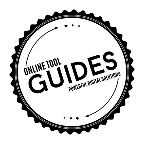 Online Tool Guides