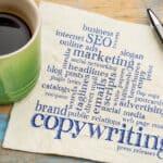 What do copywriters do